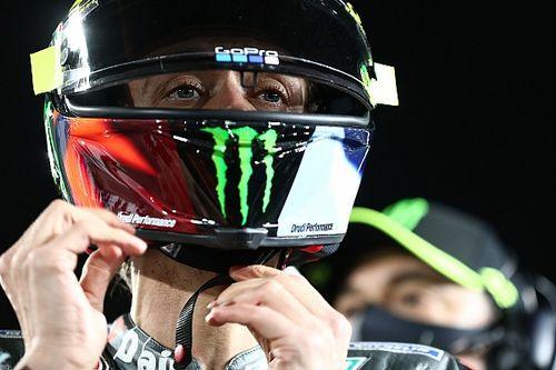 """MotoGP: Rossi diz que pneus estavam """"sob muito stress"""" no Catar"""