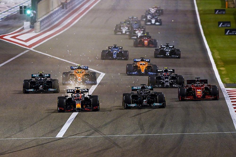 Drie nieuwe circuits en nieuwe modus met verhaallijn in F1 2021