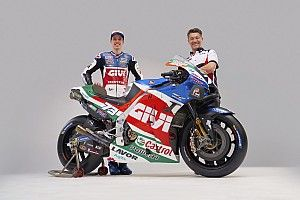 LCR presenta la Honda de Alex Márquez