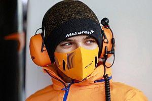 Norris aprende al tener a Ricciardo como compañero en McLaren