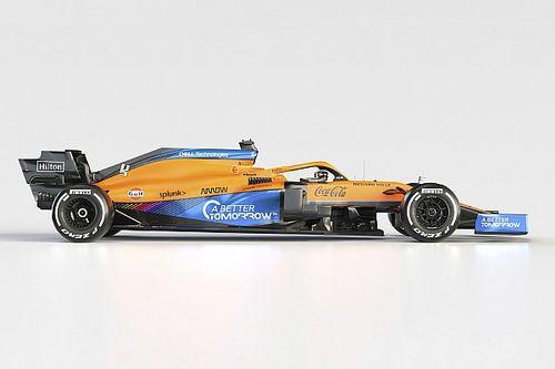 Los detalles técnicos del MCL35M de McLaren