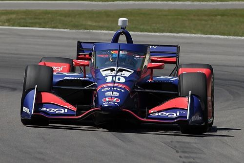 Barber IndyCar: Palou fends off Power to secure maiden IndyCar victory