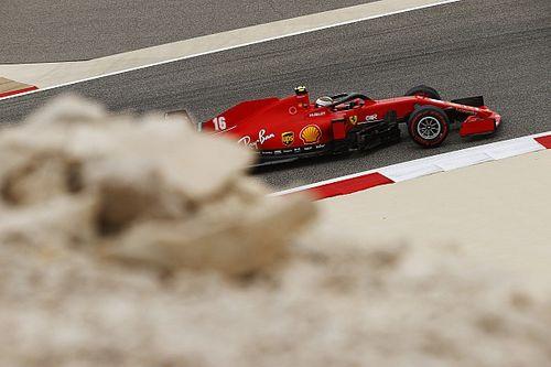 Fotogallery F1: le prove libere del GP del Bahrain
