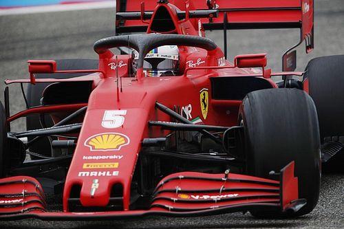 Vettel de yeni lastiklerin kullanılmasını istemiyor
