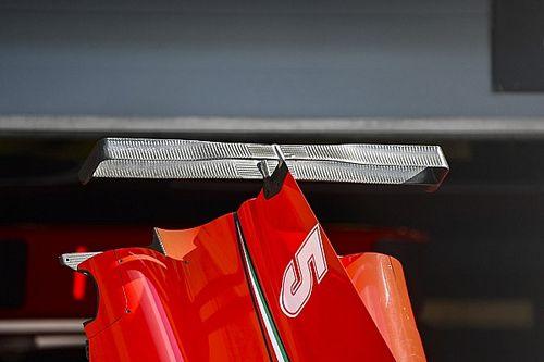 Formel-1-Technik: Detailfotos beim Bahrain-Grand-Prix in Sachir