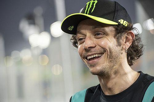 """Rossi reste animé par l'adrénaline : """"J'aime cette sensation"""""""