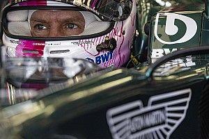 Vettel frusztráltan távozott a délelőtti etap után