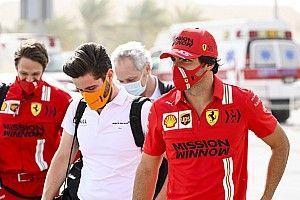 Сайнс набрал 3 кг мышц перед переходом в Ferrari