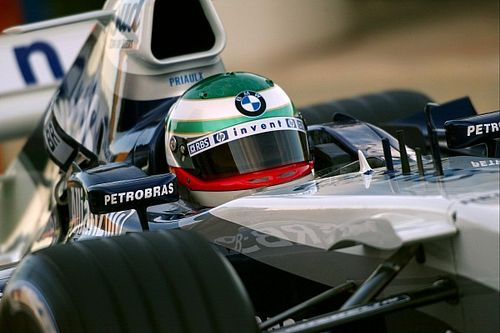 From the archive: When a BMW tin-top ace sampled F1