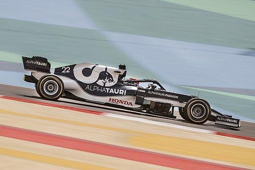 """Tsunoda: """"Hoop op een dag naast Verstappen bij Red Bull te racen"""""""