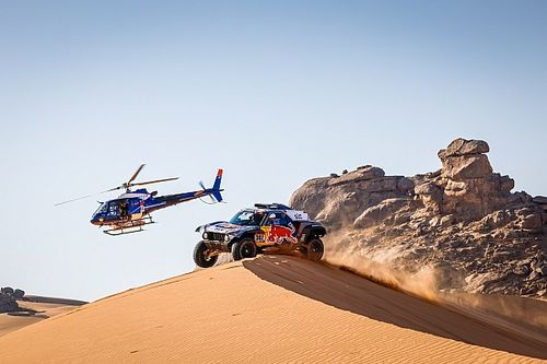 "Dakar, Peterhansel: ""Buon avvio, ma la gara è ancora lunga"""