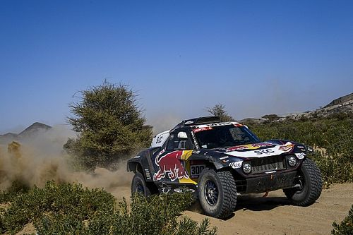 Dakar 2021, Stage 1: Sainz leads Mini teammate Peterhansel