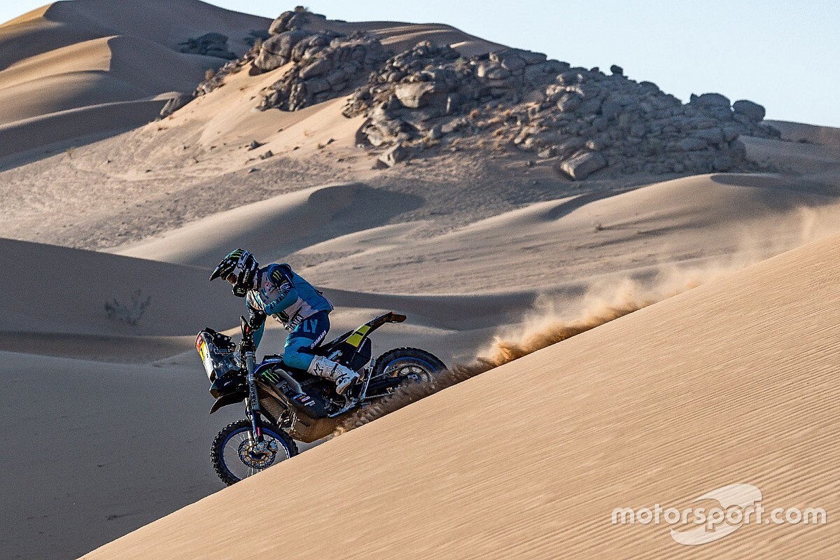 Contaminated fuel responsible for Short's Dakar exit