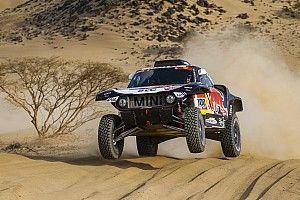 Sainz: Corona Gandakan Tekanan Reli Dakar 2021