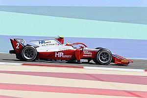 F2サヒール:レース2はピアストリが逆転優勝。佐藤万璃音は8位でポイント獲得