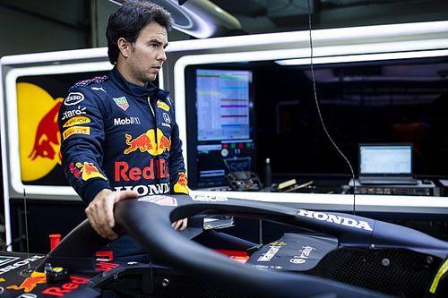 """Pérez: """"Verstappen demostró el coche que tenemos"""""""