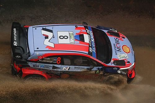 WRC, Rally Monza, PS14: scratch di Ogier, Tanak sale secondo