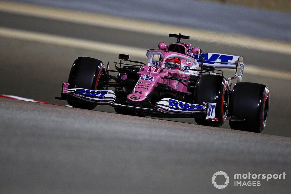 Perez si lamenta del motore a fine chilometraggio