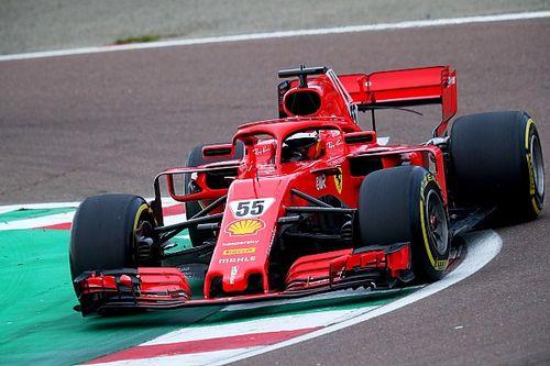 Sainz Tak Ingin Lupakan Tes Pertama bersama Ferrari