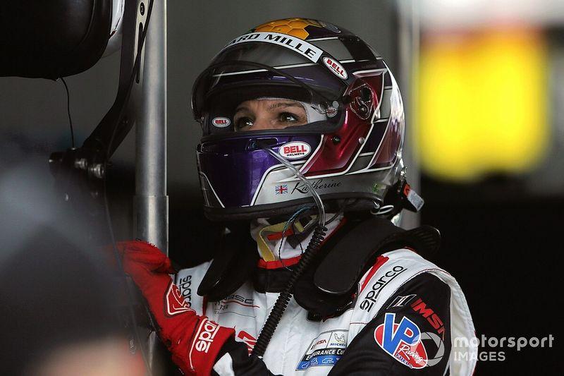 Legge steps up to WEC with Iron Lynx Ferrari team