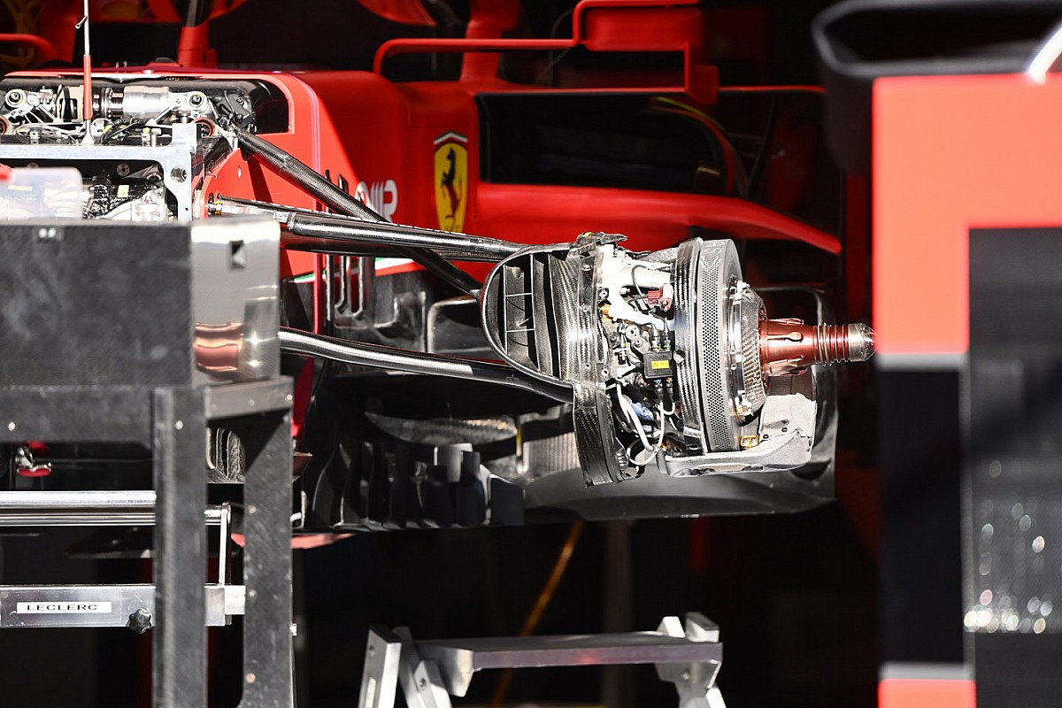 F1 2022: con dischi grandi, arriva una rivoluzione nei freni