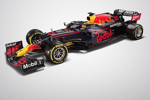 Red Bull presenta su RB16B 2021, el F1 'anti Mercedes'