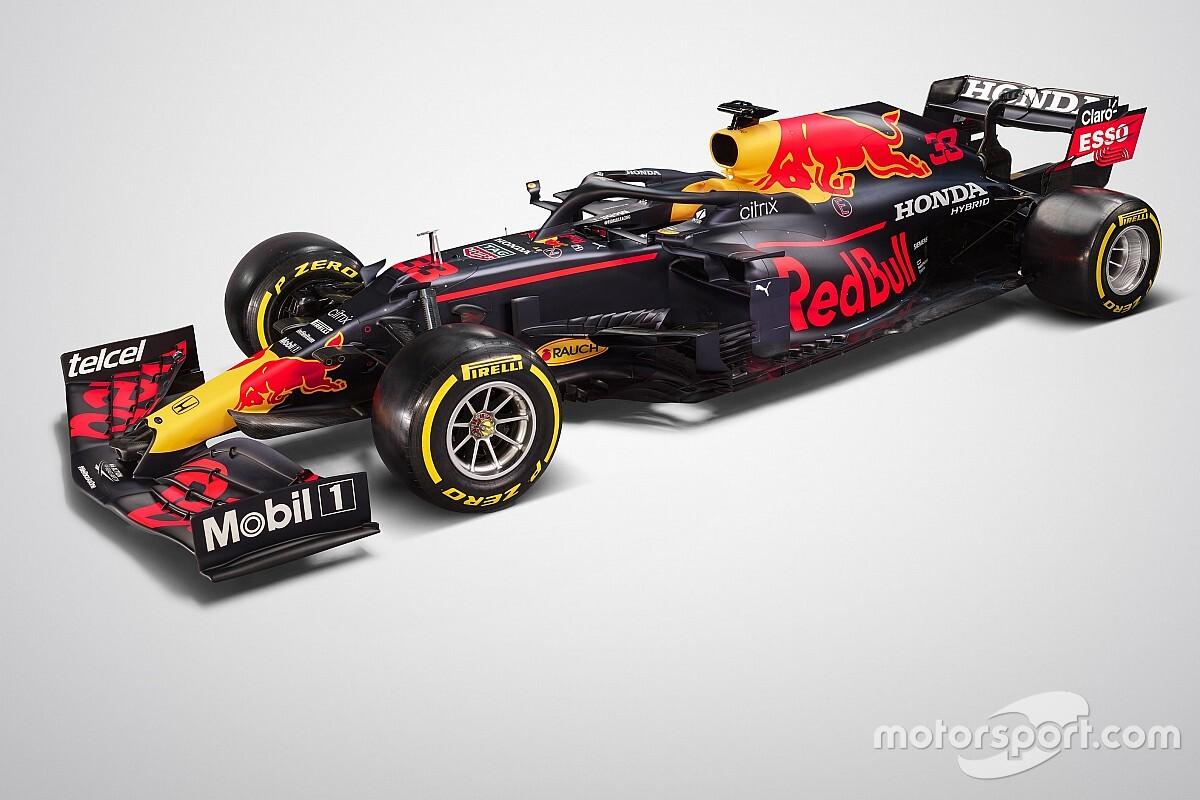 """レッドブル・ホンダF1、新車『RB16B』を発表。ホンダの""""最後の挑戦""""がついに始まる!"""