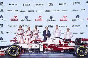 """Alfa Romeo: """"Schumacher yerine Giovinazzi'nin seçilmesi, Ferrari'nin kararıydı"""""""