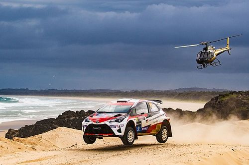 Coffs Harbour to host Asia Pacific Rally finale