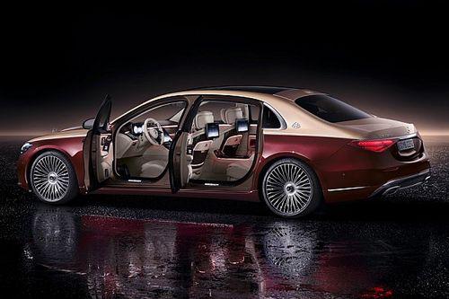 Yeni nesil 2021 Maybach S-Serisi tanıtıldı!