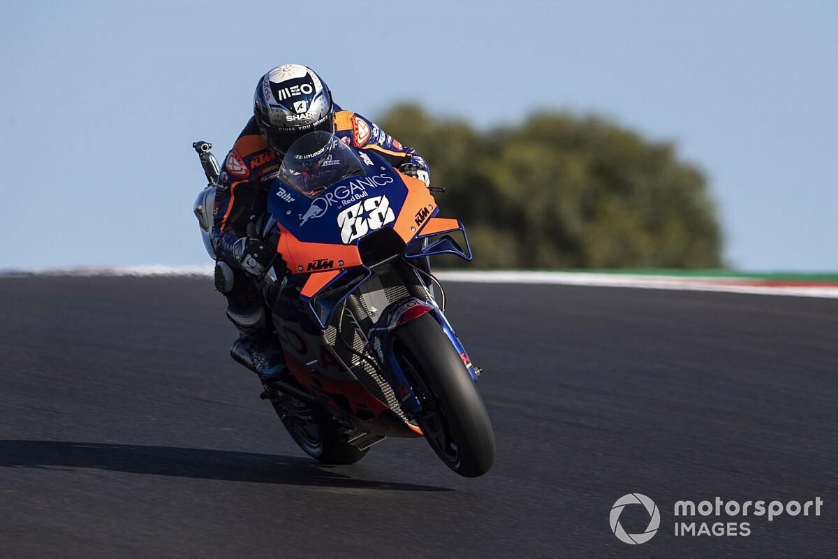 MotoGP Portimao: Lokalmatador Oliveira auf der Pole, Bradl auf Startplatz sechs
