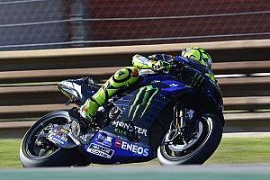 Rossi: No estoy débil por culpa del COVID-19; solo soy lento