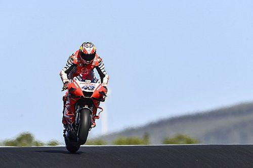 Volledige uitslag derde training MotoGP GP van Portugal