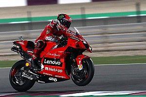 MotoGP: un super Bagnaia firma la sua prima pole in Qatar!