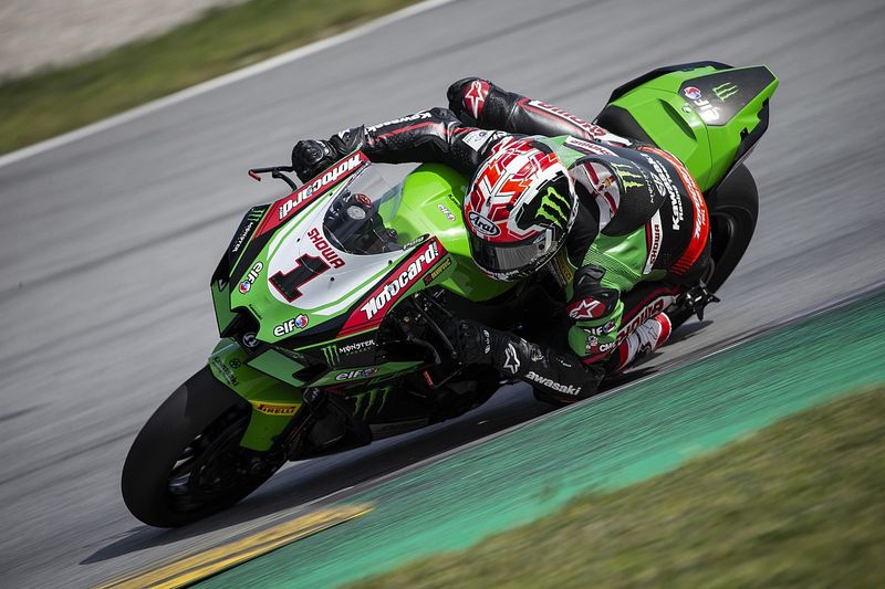 Rea stays on top as Barcelona World Superbike test ends