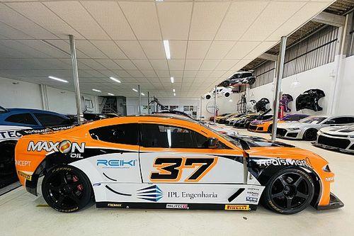 Luis Debes fará segunda temporada na GT Sprint Race a bordo do numeral 37