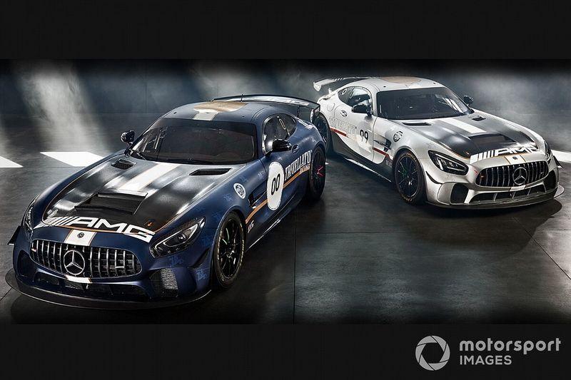 Trivellato Racing al via del GT4 Europeo con due Mercedes-AMG