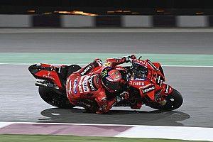 Bagnaia Kehilangan Podium MotoGP Doha akibat 2 Kesalahan