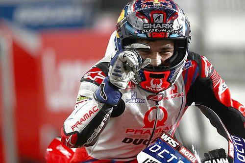 MotoGP iguala récords de 2003 con la pole de Martín en Doha