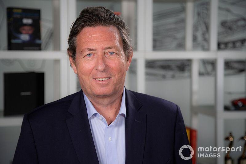 Motorsport Games incorpora a Gérard Neveu, antiguo CEO del WEC, como consejero