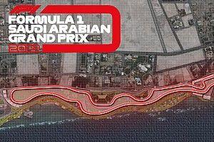 Трасса Формулы 1 в Саудовской Аравии: длинная – и очень быстрая