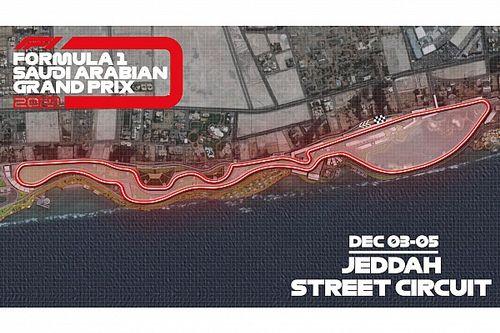 Jeddah Sirkuit Jalan Raya Tercepat dan Terpanjang