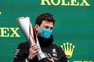 Wolff: A Mercedes számára az F1 a legjobb felület
