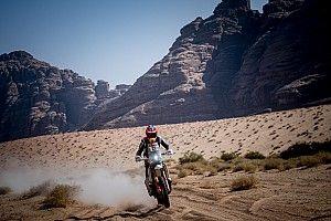 Debut Sanders di Reli Dakar Berakhir Sempurna