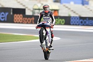 Las cuentas de Arenas y Bastianini para ser campeones de Moto2 y Moto3 en Portugal