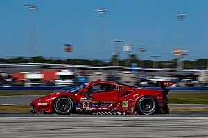 "Risi Ferrari's lack of Rolex 24 pace ""hard to take"""