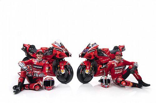 Ducati'nin 2021 MotoGP renk düzeni ortaya çıktı!