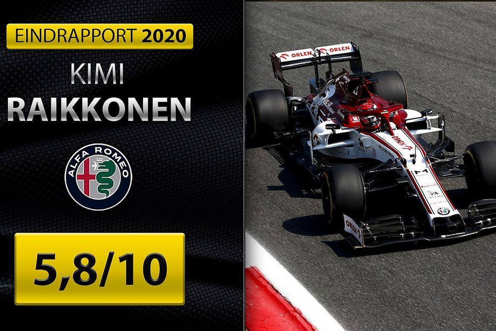 Eindrapport Raikkonen: Is Formule 1 een plek voor hobbyisten?