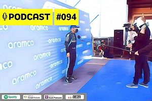 Podcast #094 – Temporada 2021 marca nova era na cobertura do esporte a motor na TV?
