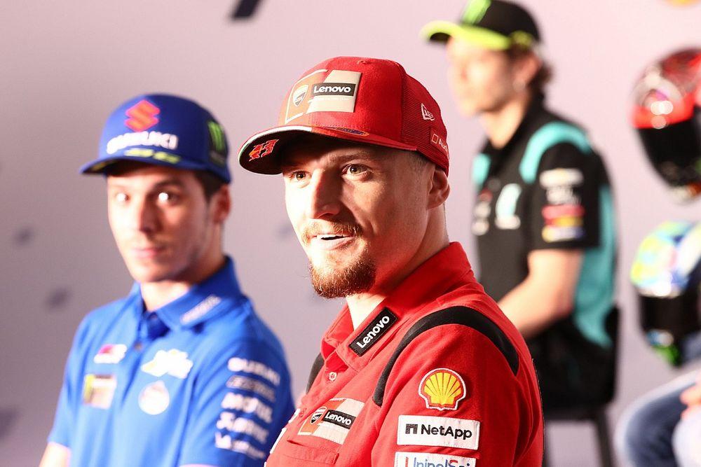 Les pilotes du MotoGP veulent leur Drive to Survive